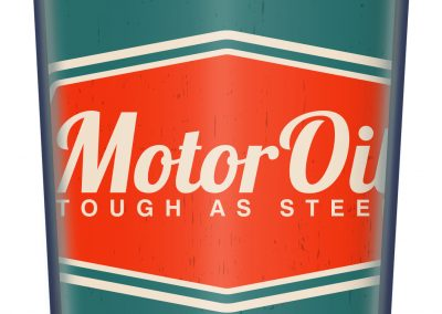 16oz Motor Oil